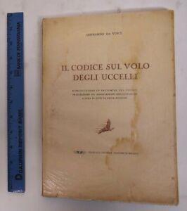 Il Codice Sul Volo Degli Uccelli: Riproduzione in Facsimile