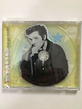 Elvis Presley Love Me Tender 1997 Shaped CD Brand New