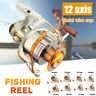 Saltwater Spinning Reel High Speed Right Left Handed Metal Fishing Reel