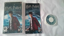 Complete set harry potter and the mystery of prince sony psp pal españa