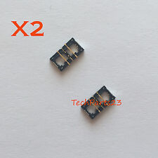X2 FPC Battery Connector Clip Logic Board Replacement Part for iPhone 6 Plus 5.5