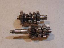 2001 KTM 250 EXC TRANSMISSION TRANS TRANNY GEARS AND SHAFTS