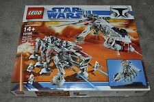 LEGO STAR WARS 10195 REPUBLIC DROPSHIP WITH AT OT CLONE WARS NEW SEALED BOX RARE