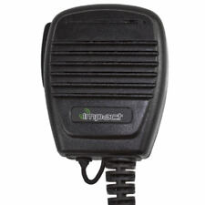 Impact Gold Series VY1A-GRSM-HD1  Speaker Mic for Vertex VX + EVX 2-Way Radios