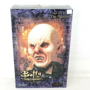 """The Master Mark Metcalf 12"""" Figure Sideshow Collectibles Buffy Vampire Slayer"""