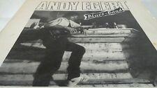 Andy Egert Blues Band -1990 - Switzerland 1990 Turicaphon TS 35 Vinyl LP Album