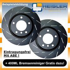 EBC Sport-Bremsscheiben Black Dash, 345x28 für Chrysler 300 C, Dodge USR7241 VA
