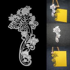 Metal Flower Dies Cut Templates Scrapbook Embossing DIY Card Craft Acc Tool Kit