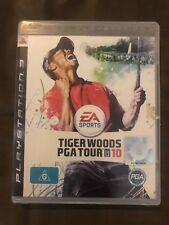 Tiger woods PGA Tour 10 (PS3, Playstation 3)