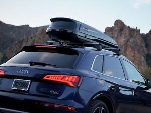 Audi Q5-SQ5 Base Carrier Bars Roof Racks 2018-2021. OEM 80A071151 New. MSRP $440