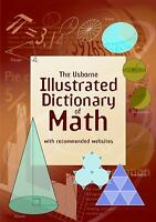 The Usborne Illustrated Dictionary of Math by Tori Large