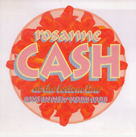 Rosanne Cash-  At The Bottom Line- Live In New York- 1988- Unofficial  Release