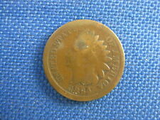 1864 INDIAN HEAD CENT US PENNY COIN