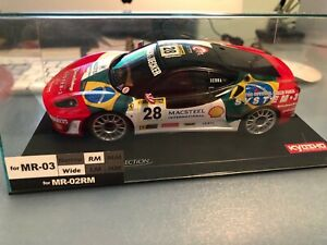 Kyosho Auto Scale Carrocería Ferrari F430 Escala 1:28
