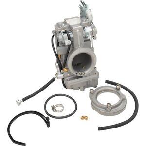 Mikuni HSR42 Smoothbore 42mm Carburetor Carb Easy Kit Harley Sportster XL 42-11