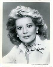 Barbara Walters Signed 8x10 Photo Famous News Woman JSA/PSA Guarantee