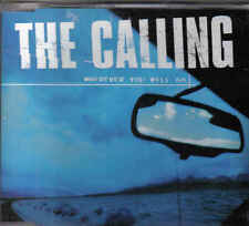 The Calling-Wherever You will Go Promo cd single