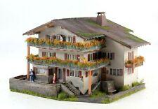 ☝️Diorama H0 Berghaus Bergbauernhaus Berghof Patiniert #Modellbau aus Potsdam