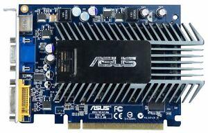 ASUS NVIDIA GEFORCE 8400 GS 512MB DDR2 PCI-E EN8400GS SILENT