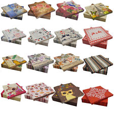 NEW LUXURY CHRISTMAS XMAS PARTY FESTIVE DINNER TABLE DECORATION TISSUE NAPKINS