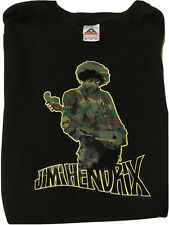 Jimi Hendrix shirt Black Large T Shirt