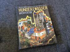 Hundertwasser Architektur [BUCH HC] NEU natur- und menschengerechtes Bauen