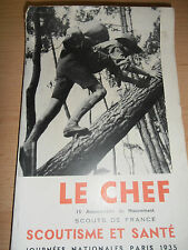 Scouting-scout chief 1936 (ref 43)