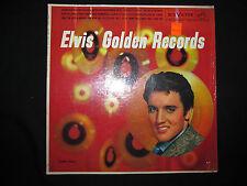 "Elvis' ""Golden Records"" 1958 RCA Victor Records 33RPM LP LPM-1707"