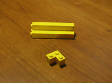 LEGO  LOT  YELLOW  BRICK  1X1  THICK TALL  LOT OF 51 # 3005