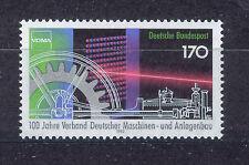 ALEMANIA/RFA WEST GERMANY 1992 MNH SC.1765 Plant machines builders