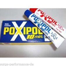 1 Poxipol 2 Komponenten Kleber Epoxyd-Harz - nur 10 min Härtezeit