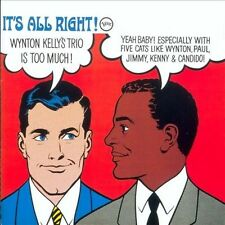 It's All Right! by Wynton Kelly Trio (Digital DownLoad, Oct-2006, Verve)