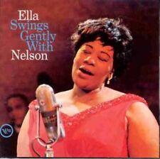 Ella Swings Gently With Nelson - Fitzgerald,Ella (1993, CD NEUF)