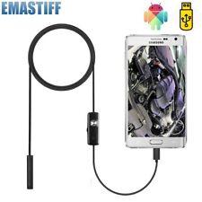 Endoscope Camera Flexible IP67 Waterproof Micro USB Inspection Camera