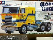 56304 TAMIYA Globe Liner R/C Radio Control Tractor Truck 1/14