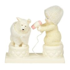Dept 56 Snowbabies New 2019 POODLE IN PEARLS Snowbaby Ornament 6004211 Dog BNIB