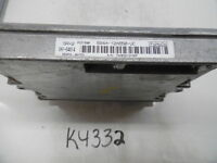 06-07 FORD FOCUS 2.0L COMPUTER BRAIN ENGINE CONTROL ECU ECM EBX MODULE K4332