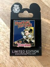 Disney Pin 65929 DLR Trading Nights 2008 Hunting for Pins Mickey as Sherlock LE