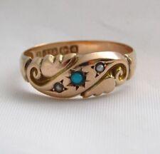 9 Carat Pearl Edwardian Fine Jewellery
