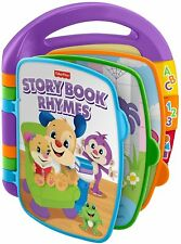 Fisher-Price CDH26 Laugh and Learn Story, Rhymes, Electronic Educational Toddler