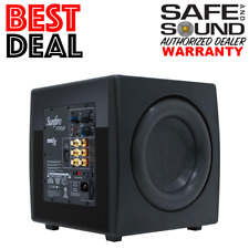 *OPEN BOX* SUNFIRE XTEQ 8 DUAL 8 INCH POWERED SUBWOOFER SUB