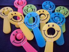 Party Gift Bag Filler Smile Face Bulls Eye Game Boys/Girls Novelty Gift Lot of 4