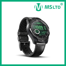 Ticwatch Pro 2020 Smartwatch Heart Rate GPS NFC Android iOS Black New