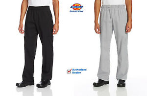 Dickies Chef Unisex Cargo Baggy Cargo Chef Pants mens and womens pants DC220