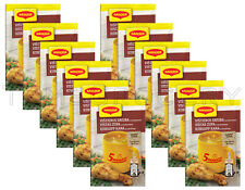 12 x MAGGI Instant Soup Packs Chicken with Noodles Flavor