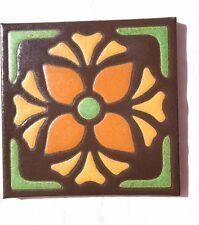 ~ Craftsman Tile ~ Arts and Craft  ~ Floret~