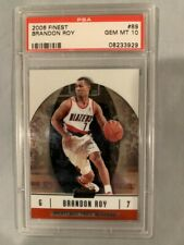 Brandon Roy 2006 Finest RC PSA 10!!
