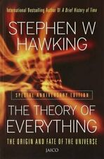 The Theory of Everything by Stephen Hawking - Brand New [Paperback Book]