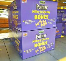 POINTER MILKY & CHEESY BONES - Small Bite Dog Biscuits bp Puppy Training Treats