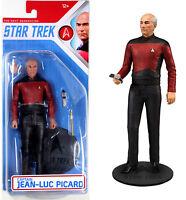 Star Trek: TNG ~ CAPTAIN JEAN-LUC PICARD ACTION FIGURE ~ McFarlane Toys